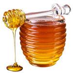 мед в домашних гелях для умывания