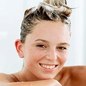 Простые  укрепляющие маски для волос
