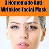 домашние маски для лица от морщин