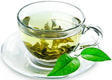 домашние маски от выпадения волос с зеленым чаем