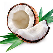 кокосовое масло, фото