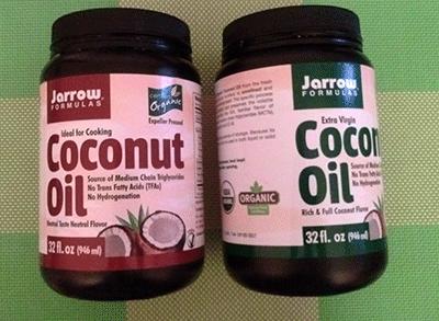 кокосовое масло айхерб отзывы