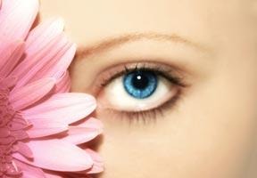 красивые женские глаза, фото тоже красивое