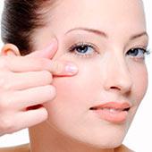 Домашние маски длительного хранения для кожи вокруг глаз
