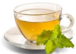 зеленый чай от перхоти