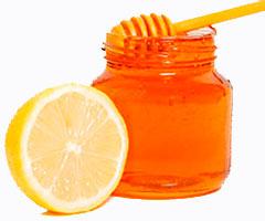 мед с лимоном от перхоти
