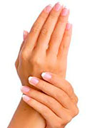 женские руки, фото