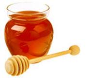 мед в банке, фото