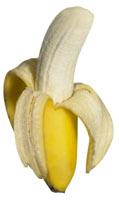 банан в домашних масках для волос