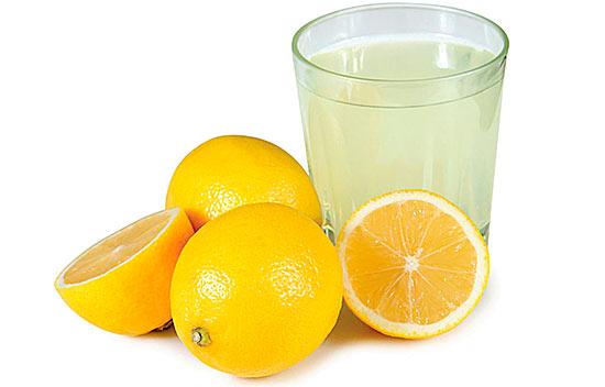 mascarilla casera para cabello graso con limón