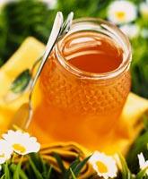 Освежающая маска для лица с чаем и медом