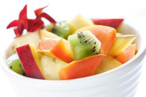 Фруктовый салат для тела