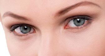 женские глаза, фото