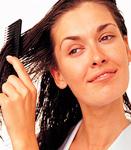 Маска для волос с ржаным хлебом и травами