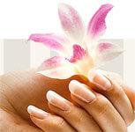 Для укрепления, роста и отбеливания ногтей