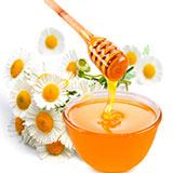 домашняя маска для лица с ромашкой и медом