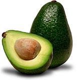 домашняя маска для волос с авокадо