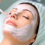 Восточная кисломолочная маска для лица