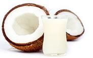 маска для волос с кокосовым молоком