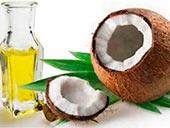 домашняя маска для волос с оливковым и кокосовым маслом