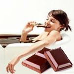 Шоколадные ванны для влюбленных, сибаритов и влюбленных сибаритов