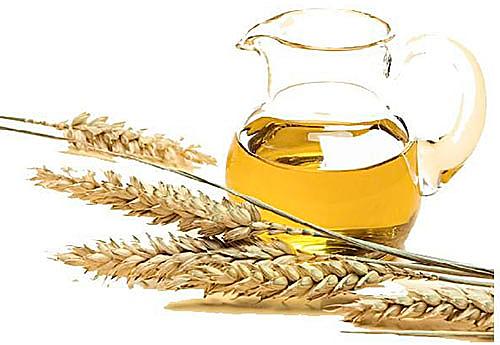aceite de germen de trigo para la piel del cuerpo