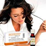 Экзотичные   и аптечные средства для роста волос