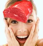 маски для лица с мясоа