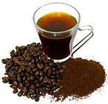 кофе в зернах, растворимый, молотый, фото