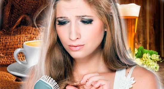Простые рецепты от выпадения волос