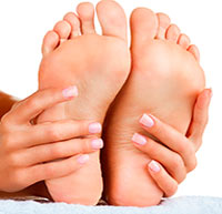 кожа ног после педикюра