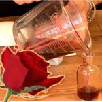 Как приготовить розовую воду (видео-рецепт)