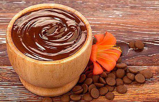 Маска для лица в домашних условиях с какао
