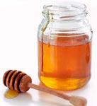 доамашний скраб для ног с медом