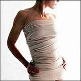 женщина в обертывании, фото