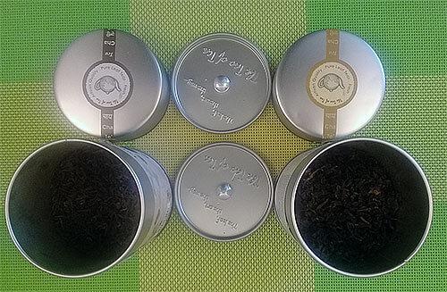 The Tao of Tea улун и топаз, фото