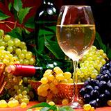 Домашние  омолаживающие маски с белым вином