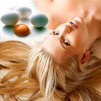 Желток для волос: очищающий шампунь и ламинирование