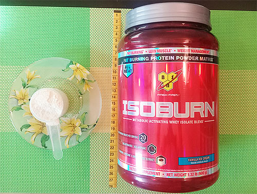 Isoburn от BSN