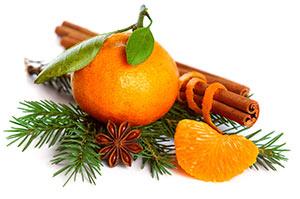 Tangerine z cynamonem